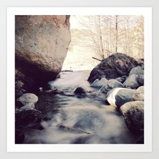 Peace Creek Art Print