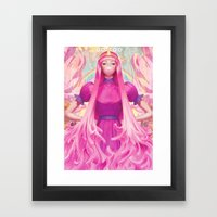 PB Framed Art Print