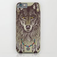 Wind Catcher Wolf iPhone 6 Slim Case