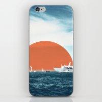Shipping Sun iPhone & iPod Skin