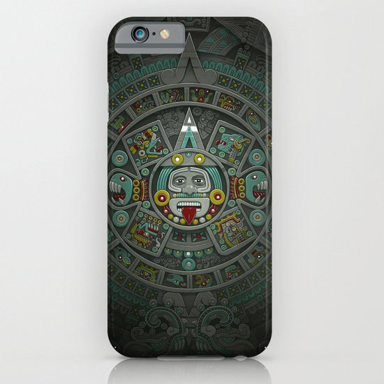 Stone of the Sun II. iPhone & iPod Case