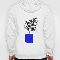 Blue Pot Hoody