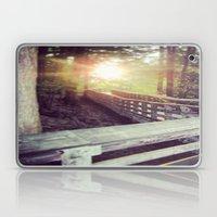 Sun In The Park Laptop & iPad Skin
