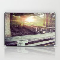 Sun in the Park Laptop & iPad Skin