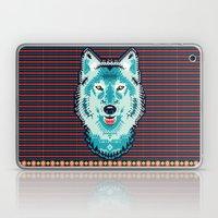 Geometric Wolf  Laptop & iPad Skin