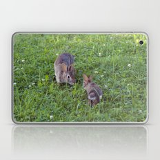Bunny Love (Mama And Bab… Laptop & iPad Skin