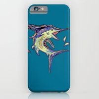Jumping Marlin iPhone 6 Slim Case