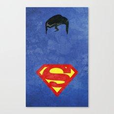 Supes Canvas Print