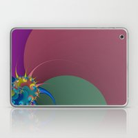 wet paint fractal  Laptop & iPad Skin