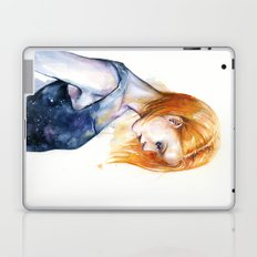 heliotropic girl  Laptop & iPad Skin