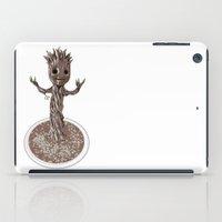 Baby Groot iPad Case