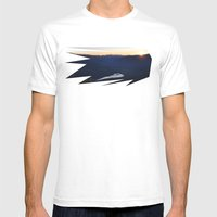 The Moment Mens Fitted Tee White SMALL