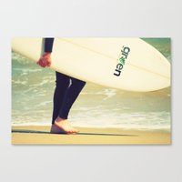 Surfer Rosa Canvas Print