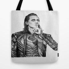 Loki Laufeyson Tote Bag