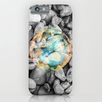 iPhone Cases featuring BUBBLE BEAUTY by Catspaws