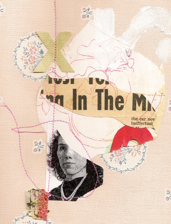 """""""in the mix"""" Art Print"""