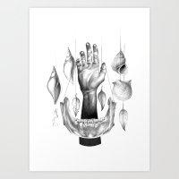 All Things Grow 2 Art Print