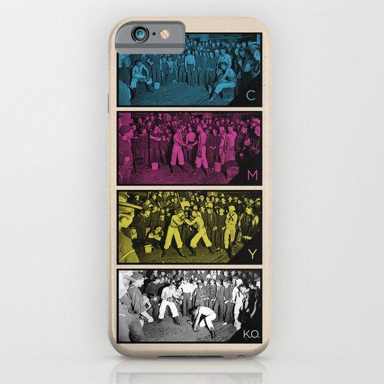 CMYK.O. iPhone & iPod Case
