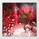 inflorescence beads Canvas Print