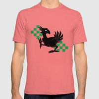 Sir Mens Fitted Tee Pomegranate SMALL