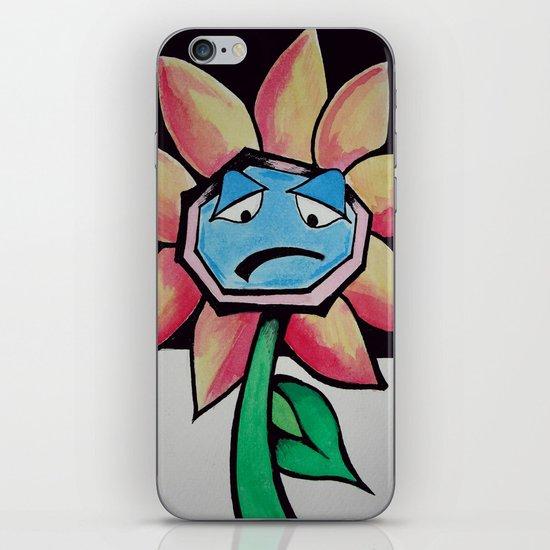 Barry the Bipolar marigold  iPhone & iPod Skin