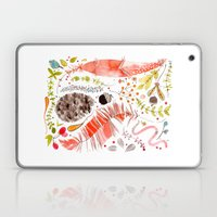 WASHED OUT OF OUR BONES Laptop & iPad Skin