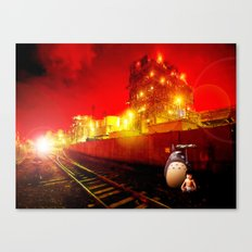 Miracles of Modern Science Canvas Print