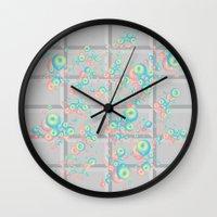 PushButton v.2 Wall Clock