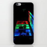pick a door iPhone & iPod Skin
