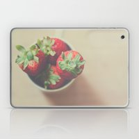 Berries In A Cup Laptop & iPad Skin
