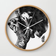 Bear #2 Wall Clock