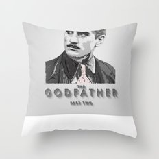 The Godfather - Part Two Throw Pillow