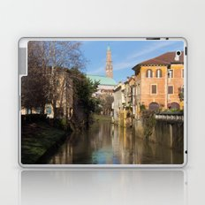 Bridge with a view Laptop & iPad Skin