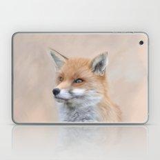 Siona The Wild Fox Laptop & iPad Skin