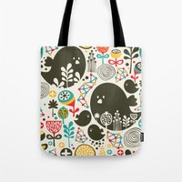 Big bird. Tote Bag