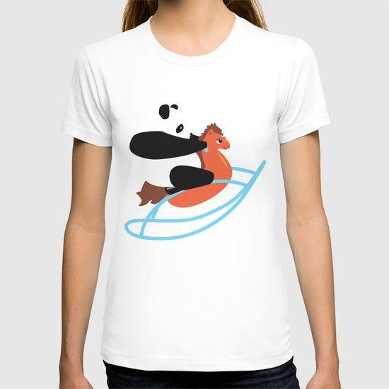 Panda Rock T-shirt