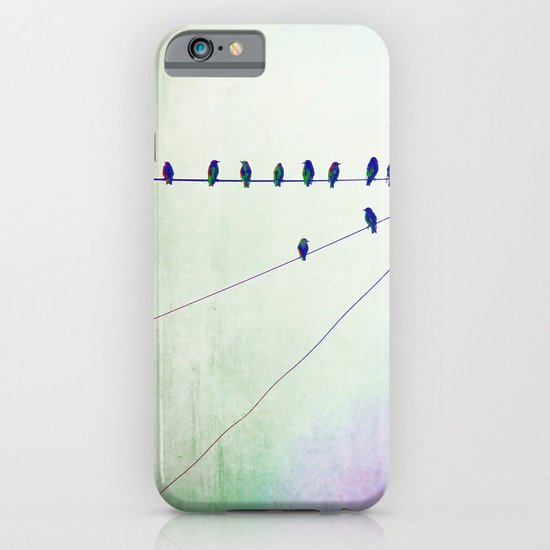 Online Friends iPhone & iPod Case