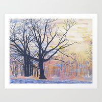 Kew Gardens, From The No… Art Print