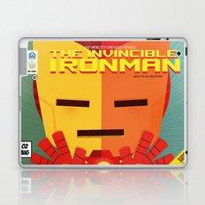 ironman fan art Laptop & iPad Skin