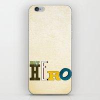 MyHERO iPhone & iPod Skin