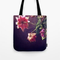 Garden Wild Tote Bag