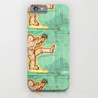 iPhone & iPod Case featuring Astrokick. by Sobriquet Studio