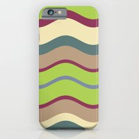 Appley Wave iPhone 6 Slim Case