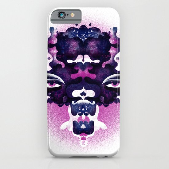 Rorschach madness iPhone & iPod Case