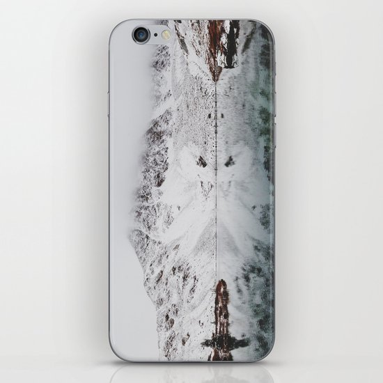 Anderson Lake iPhone & iPod Skin
