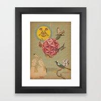 casbah Framed Art Print