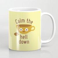 Anxietea Mug
