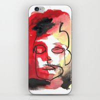Mark iPhone & iPod Skin