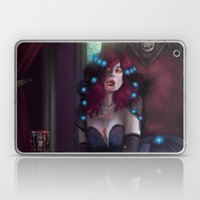 Vampire Lady Laptop & iPad Skin