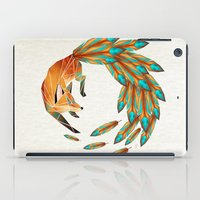 Fox Circle iPad Case